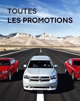 Promotions Dodge